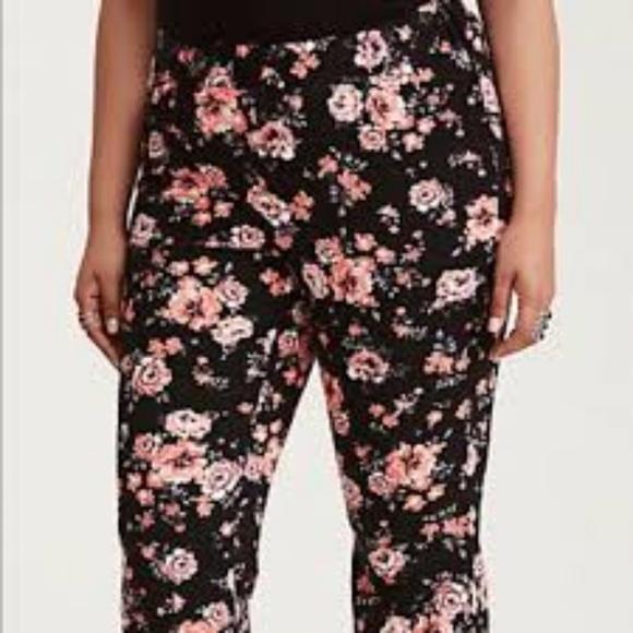 a82811929f torrid Pants | Wide Leg Boho Palazzo Floral 14 Nwt | Poshmark